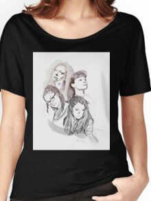 Orphan Black Women's Relaxed Fit T-Shirt