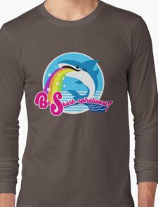 Be Shark-spirational! Long Sleeve T-Shirt
