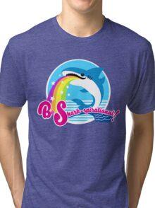 Be Shark-spirational! Tri-blend T-Shirt