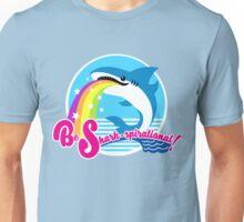 Be Shark-spirational! Unisex T-Shirt