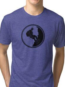 Mens Spelunking Tri-blend T-Shirt