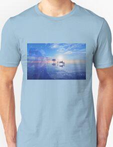 Goodbye. Unisex T-Shirt
