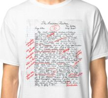 Little Larry's Homework Classic T-Shirt