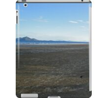 Mission Beach with Crab Balls and Dunk Island  iPad Case/Skin