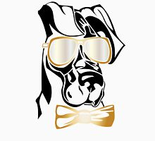 Cool Great Dane dog with sunglasses Unisex T-Shirt