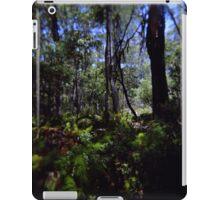 Fraser Forest iPad Case/Skin