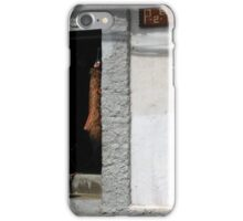 Llama Chaps and Hats for a Festival iPhone Case/Skin