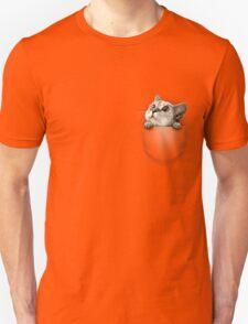 POCKET CAT 2015 Unisex T-Shirt