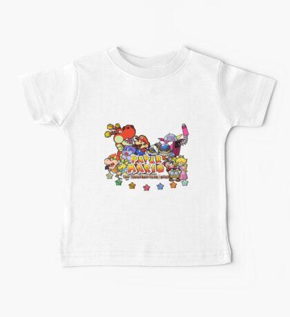Paper Mario: The Thousand Year Door Baby Tee