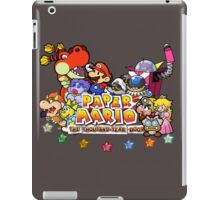 Paper Mario: The Thousand Year Door iPad Case/Skin
