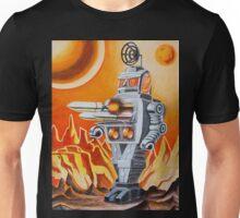 MISSLE ROBOT Unisex T-Shirt