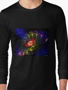 Magical flower Long Sleeve T-Shirt