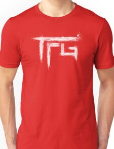TFG brush white Unisex T-Shirt