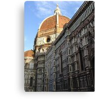 Bruneschelli Dome in Florence Canvas Print