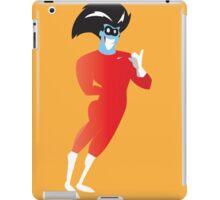 Freakazoid in nike gear iPad Case/Skin