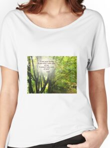I Am Your Home Women's Relaxed Fit T-Shirt