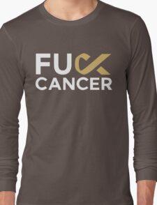 Fuck Cancer - Martin Garrix Long Sleeve T-Shirt