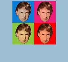 Trump vs Warhol Unisex T-Shirt