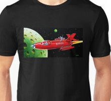 X-300 SPACE ROCKET Unisex T-Shirt