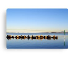 Tuggerah Bay II Canvas Print