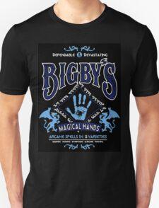 Bigby's Magical Hands T-Shirt