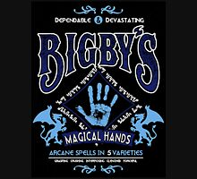 Bigby's Magical Hands Unisex T-Shirt