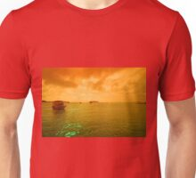A Boat Headed on a Tour (Oringinal) T-Shirt