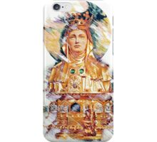 Golden Madonna iPhone Case/Skin