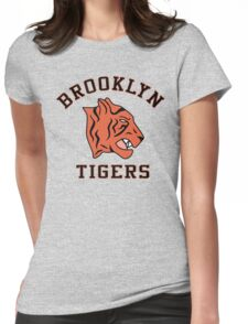 DEFUNCT - BROOKLYN TIGERS Womens Fitted T-Shirt