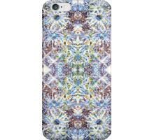 Blue Thistle  iPhone Case/Skin