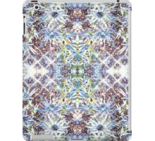 Blue Thistle  iPad Case/Skin