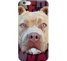 Pitbull Dog iPhone Case/Skin