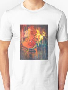 Fireworks I Unisex T-Shirt