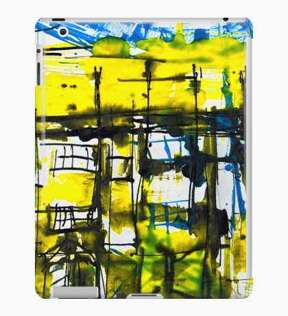 Buildings III iPad Case/Skin