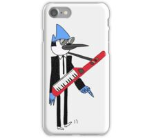 Mordecai The power iPhone Case/Skin