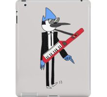 Mordecai The power iPad Case/Skin