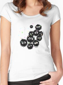 Soot Sprites Women's Fitted Scoop T-Shirt