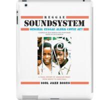 Reggae Soundsystem Original Reggae Cover Album iPad Case/Skin