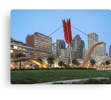 Cupid's Span - Embarcadero - San Francisco Canvas Print