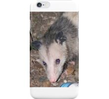 Baby Possum iPhone Case/Skin
