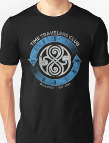 time traveler s club gallifrey Unisex T-Shirt