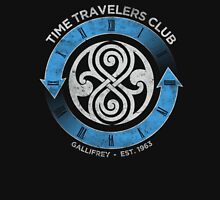 time traveler s club gallifrey Unisex T-Shirt