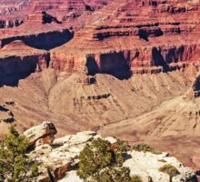 From the South Rim - Grand Canyon Arizona USA Sticker