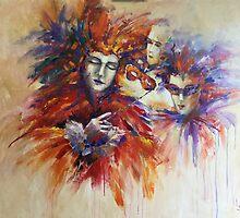 Scrutiny by Ivana Pinaffo
