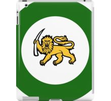 Rhodesian Air Force Roundel iPad Case/Skin