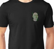 Retro Future Face Distortion Unisex T-Shirt