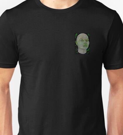 Retro Future Face Distortion Unisex T-Shirt