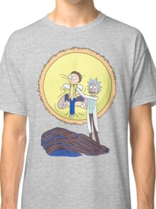 Morty to the Sun Classic T-Shirt