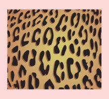 Cheetah Skin One Piece - Short Sleeve