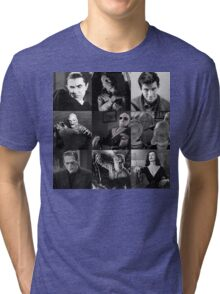 Best of Black and White Tri-blend T-Shirt